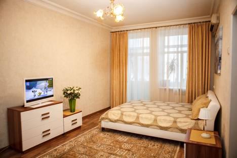 Сдается 1-комнатная квартира посуточно в Хабаровске, улица Шеронова, 99.