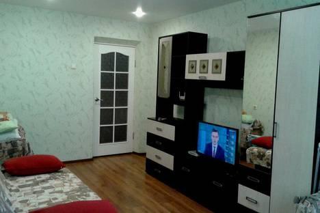 Сдается 1-комнатная квартира посуточно в Новополоцке, улица Янки Купалы.