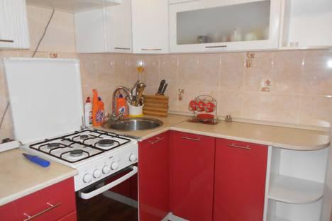 Сдается 1-комнатная квартира посуточно в Казани, проспект Ибрагимова, 27.