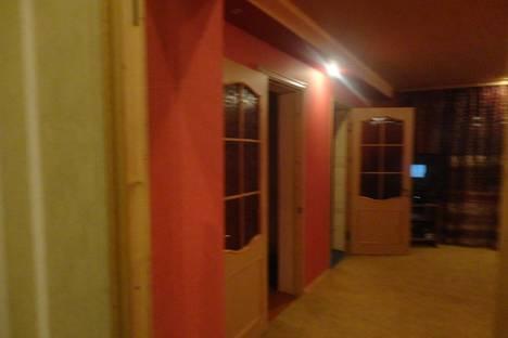 Сдается 3-комнатная квартира посуточно в Таганроге, ул Чехова, 117.