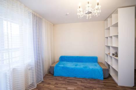 Сдается 1-комнатная квартира посуточно в Челябинске, улица Университетская Набережная, 64.