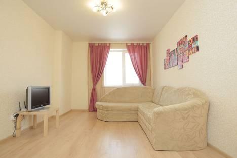 Сдается 1-комнатная квартира посуточно в Новосибирске, улица Романова, 60/1.