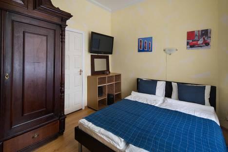 Сдается 2-комнатная квартира посуточнов Юбилейном, Рождественский бульвар, 23.
