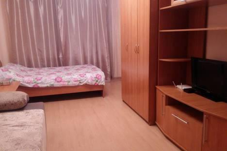 Сдается 1-комнатная квартира посуточнов Абакане, улица Щетинкина, 48.
