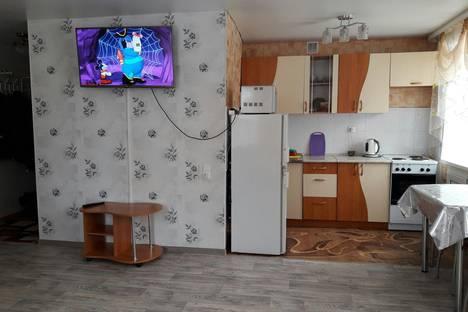Сдается 1-комнатная квартира посуточно в Шерегеше, улица Дзержинского, 14.