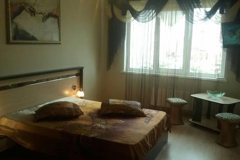 Сдается 1-комнатная квартира посуточно, улица Сергея Ускова, 3.