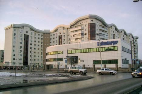 Сдается 1-комнатная квартира посуточнов Атырау, улица Бактыгерей Кулманов, 121.