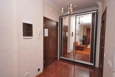 Сдается 1-комнатная квартира посуточно в Астане, Есильский район,ул.Достык 5/2.