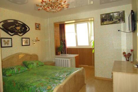 Сдается 2-комнатная квартира посуточно в Партените, ул Партенитская дом 11.