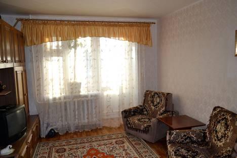 Сдается 1-комнатная квартира посуточнов Ишиме, улица Карла Маркса, 78.