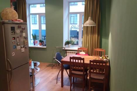 Сдается 2-комнатная квартира посуточнов Санкт-Петербурге, Коломенская улица, 28.