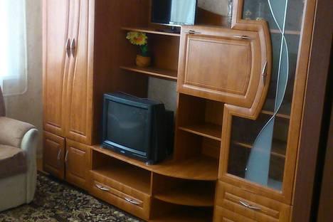 Сдается 2-комнатная квартира посуточно в Борисове, ул.Строителей.