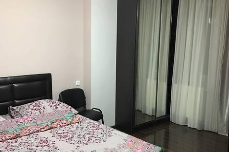 Сдается 3-комнатная квартира посуточно в Тбилиси, улица Гиоргия Кучишвили, 10.