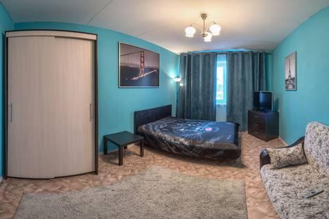 Сдается 1-комнатная квартира посуточно в Новосибирске, улица Геодезическая, 5/1.