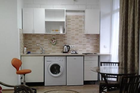 Сдается 1-комнатная квартира посуточнов Гаспре, улица Лесная, 2.