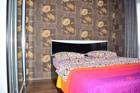 Сдается 3-комнатная квартира посуточно, улица Тамар Човелидзе 6.