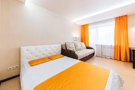 Сдается 1-комнатная квартира посуточнов Томске, улица Тимакова, 3.