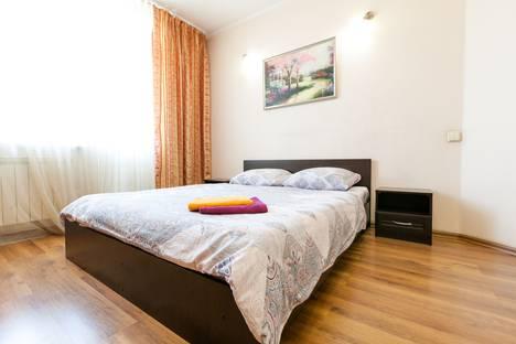 Сдается 1-комнатная квартира посуточно в Барнауле, улица Папанинцев, 111.