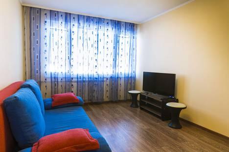 Сдается 1-комнатная квартира посуточно в Новом Уренгое, Ленинградский проспект, 17.