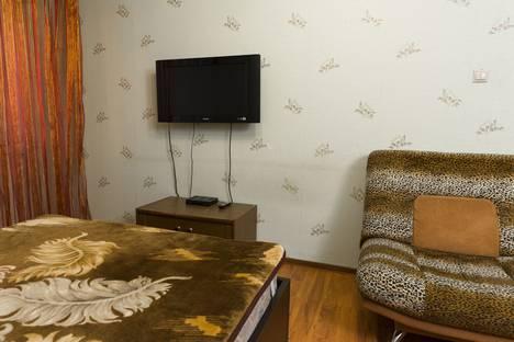 Сдается 1-комнатная квартира посуточно в Новом Уренгое, улица Мирный микрорайон, 1 корпус 4.