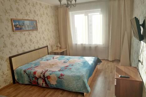 Сдается 1-комнатная квартира посуточнов Великом Новгороде, Завокзальная улица, 5.