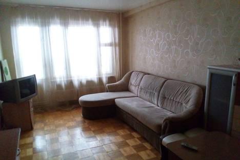 Сдается 1-комнатная квартира посуточнов Ижевске, Удмуртская улица, 269.