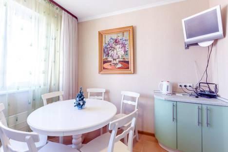 Сдается 3-комнатная квартира посуточнов Зеленограде, бульвар Яна Райниса, дом 47к1.