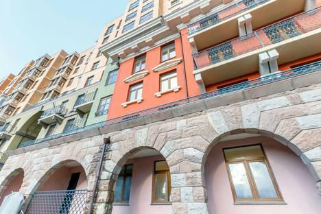 Сдается 3-комнатная квартира посуточнов Пушкино, ул. Германа Титова 14к1.