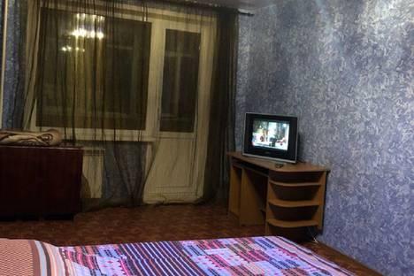 Сдается 1-комнатная квартира посуточно, бульвар Курчатова, 14.
