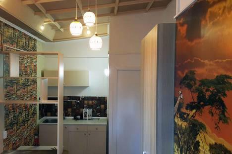 Сдается 1-комнатная квартира посуточнов Чехове, Ореховая улица, 43.