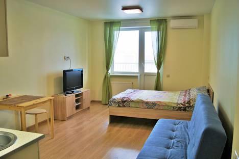 Сдается 1-комнатная квартира посуточнов Химках, улица Молодежная, 78.
