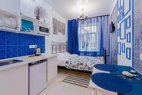 Сдается 1-комнатная квартира посуточно в Санкт-Петербурге, Некрасова улица, дом 1/38.