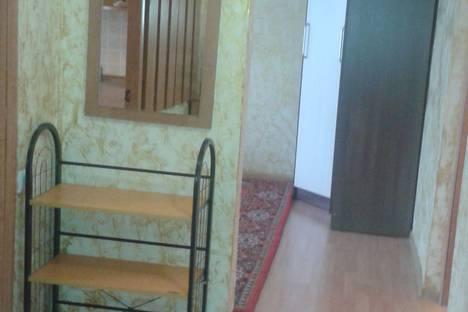 Сдается 1-комнатная квартира посуточно в Алматы, проспект Гагарина, 152.