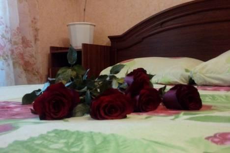 Сдается 1-комнатная квартира посуточно в Ижевске, улица Сабурова, 17.
