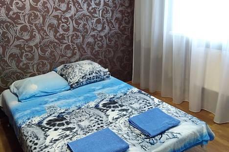 Сдается 1-комнатная квартира посуточно в Ижевске, улица Ильфата Закирова, 34.