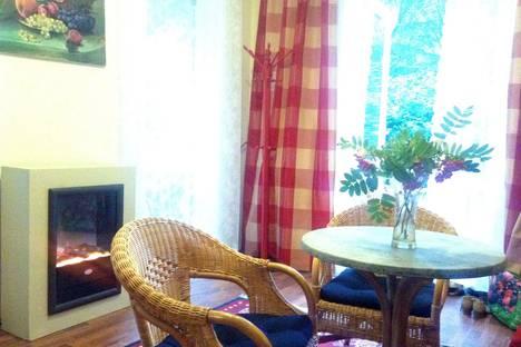 Сдается 1-комнатная квартира посуточно в Светлогорске, улица Ленина, 7.