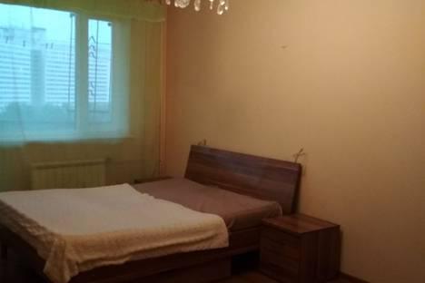 Сдается комната посуточнов Домодедове, улица Шверника, дом 17к3.