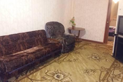 Сдается 2-комнатная квартира посуточно в Лесосибирске, ул.Белинского 10.