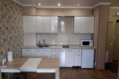 Сдается 2-комнатная квартира посуточно в Чите, улица Курнатовского, 70.