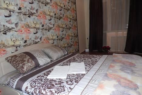 Сдается 1-комнатная квартира посуточнов Ижевске, УДГУ,  Лихвинцева, 58а.