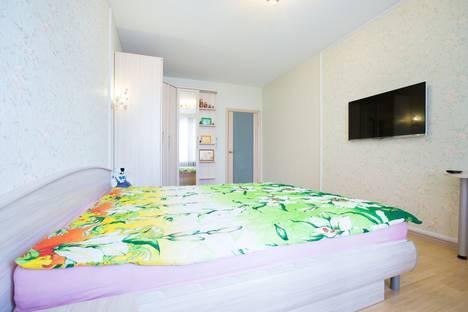 Сдается 1-комнатная квартира посуточнов Сертолове, Гончарная улица, 8.