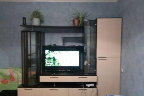 Сдается 1-комнатная квартира посуточнов Новом Уренгое, улица Юбилейный микрорайон, 2 корпус 4.