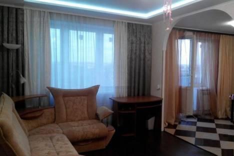 Сдается 1-комнатная квартира посуточно в Калуге, Аллейная улица 6.