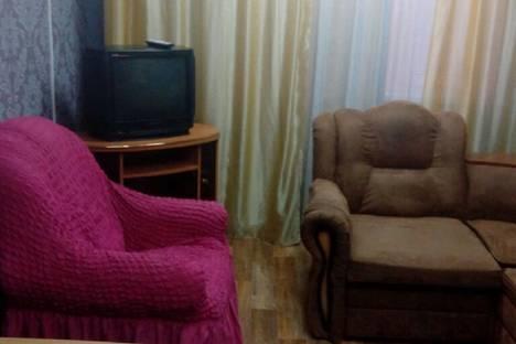 Сдается 1-комнатная квартира посуточно в Ноябрьске, улица Ленина, 20.