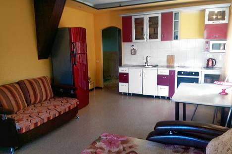 Сдается 1-комнатная квартира посуточно в Томске, Красноармейская улица, 119.