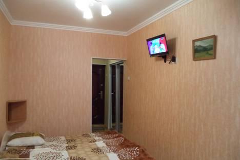 Сдается 1-комнатная квартира посуточно в Железноводске, улица Ленина 8.