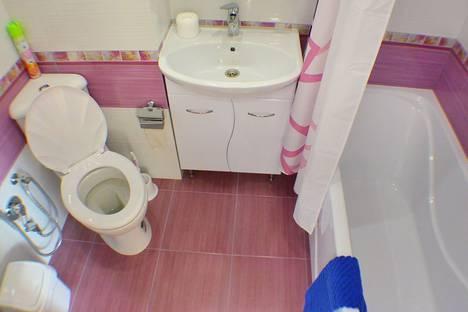 Сдается 1-комнатная квартира посуточно в Адлере, Большой Сочи, улица Кирова, 28.