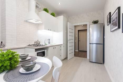 Сдается 1-комнатная квартира посуточно в Калининграде, улица Октябрьская, 57.