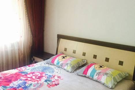 Сдается 3-комнатная квартира посуточнов Бишкеке, улица Тынстанова, 189 А,.