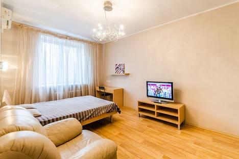 Сдается 1-комнатная квартира посуточно в Самаре, улица Чкаловский Спуск, 2.